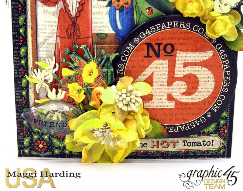 Mini cover  Times Nouveau  tutorial by Maggi Harding  Graphic 45 (3)