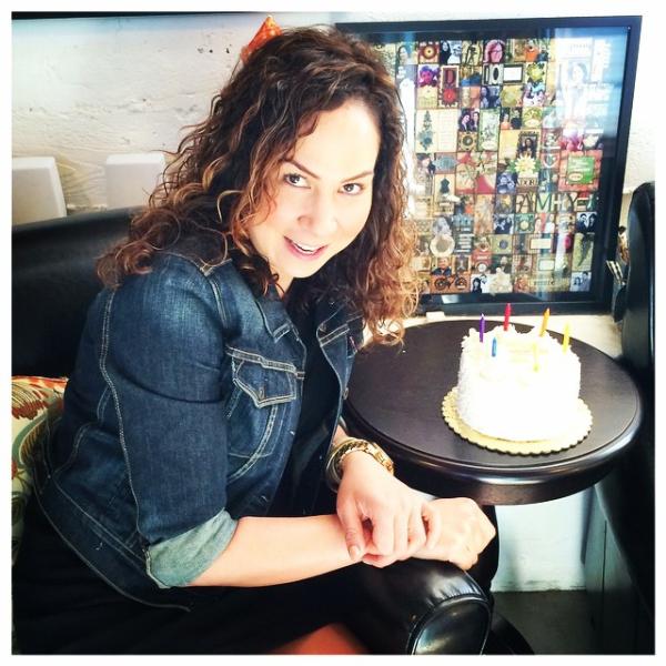 Aimee Filimoehala Birthday Graphic 45 Cake