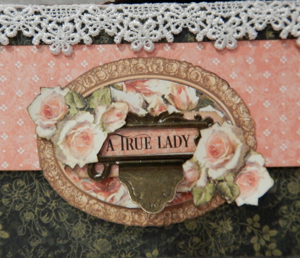 A True Lady Gift Box  Portrait of A Lady  By Katelyn Grosart  Product by Graphic 45  Photo 3