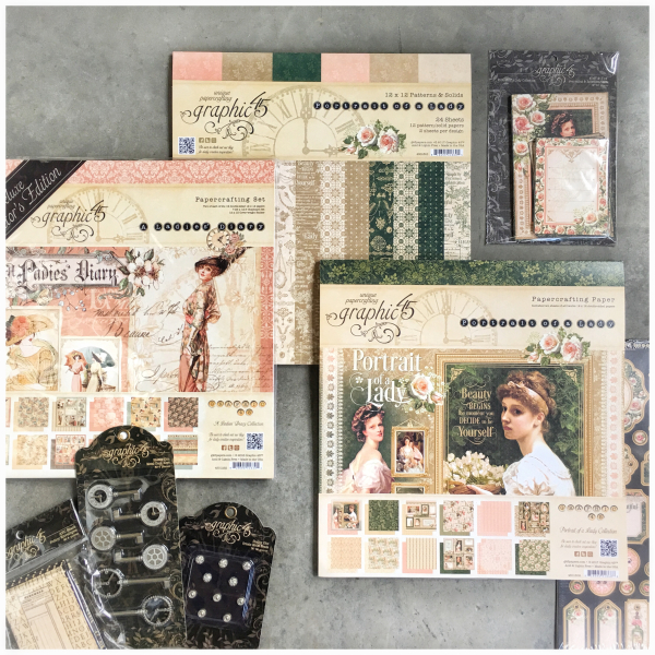 (Fb prize taken)Mother Day Prize Pack $100+ value  Portrait of a Lady  Paper Pad  Staples  Ladies Diary  Deluxe Collector's Edition  Facebook Contest  4%2F28%2F2017