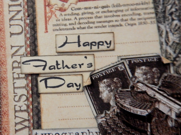 Father's Day Card Set  Communique DCE  Tutorial By Katelyn Grosart  Product By Graphic 45  Photo 3