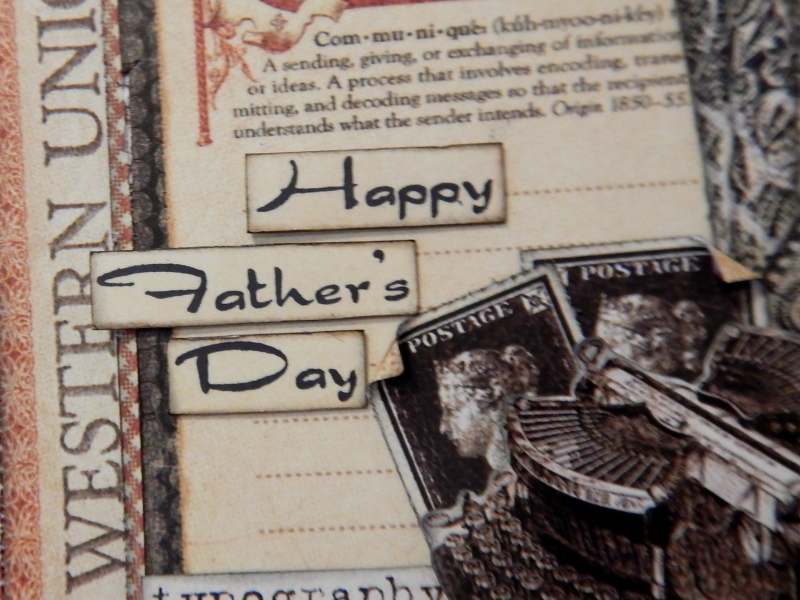 Father's Day Card Set  Communique DCE  Tutorial By Katelyn Grosart  Product By Graphic 45  Photo 8