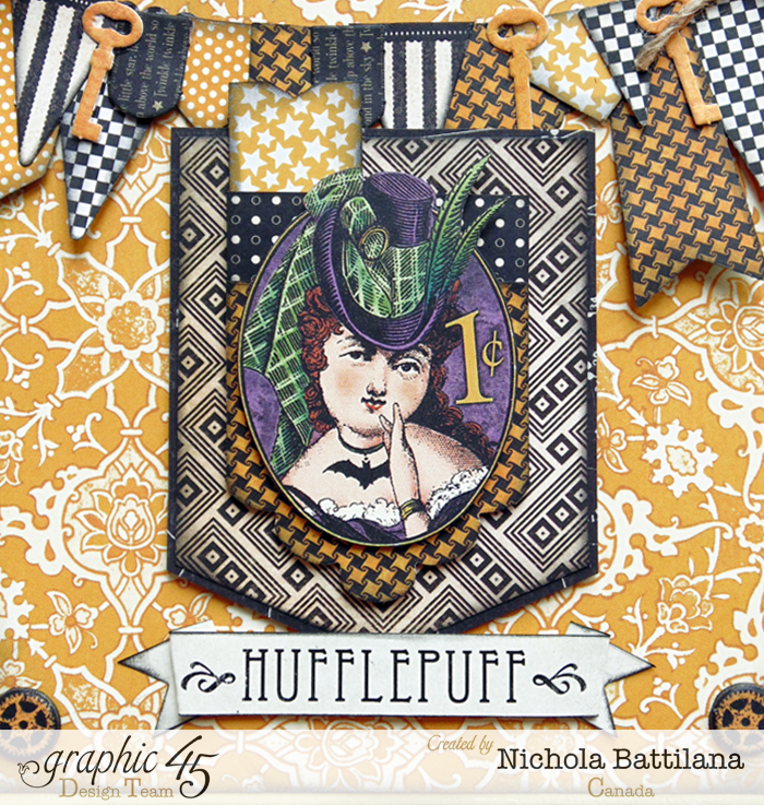 Graphic45_NBattilana_HogwartsHouseCards_4of12