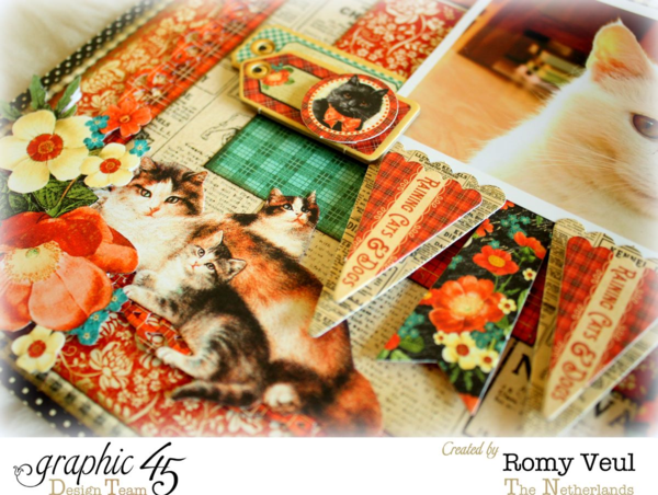 Raining Cats & Dogs lay-out Romy Veul 3