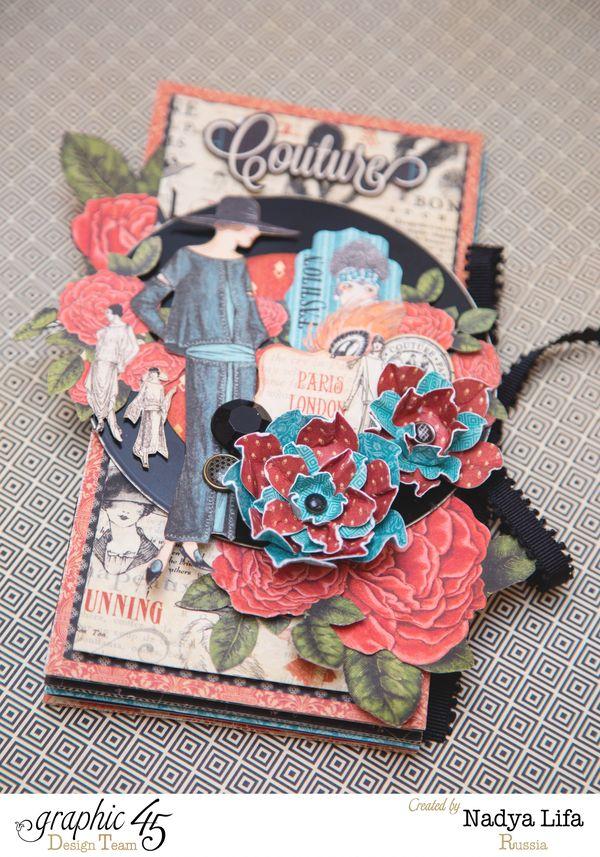 Couture mini album3