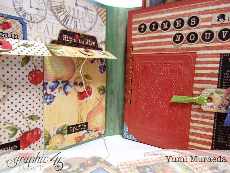 Yuyu3reding note book3