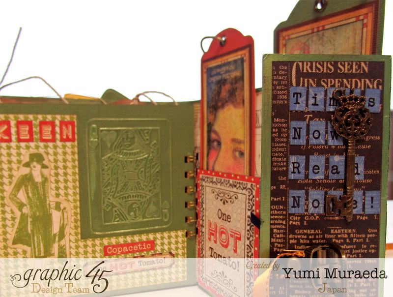 Yuyu3reding note book8
