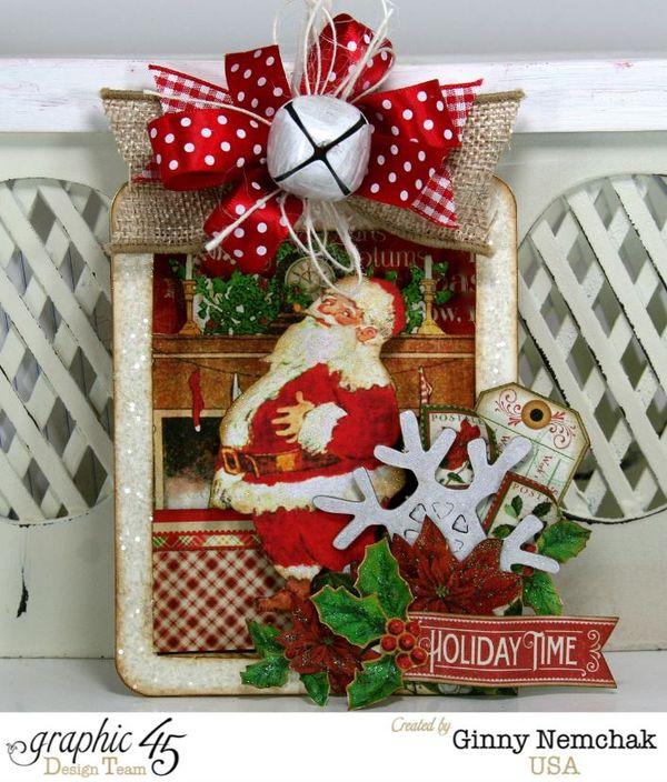 Christmas Ornament Tutorial G45 1
