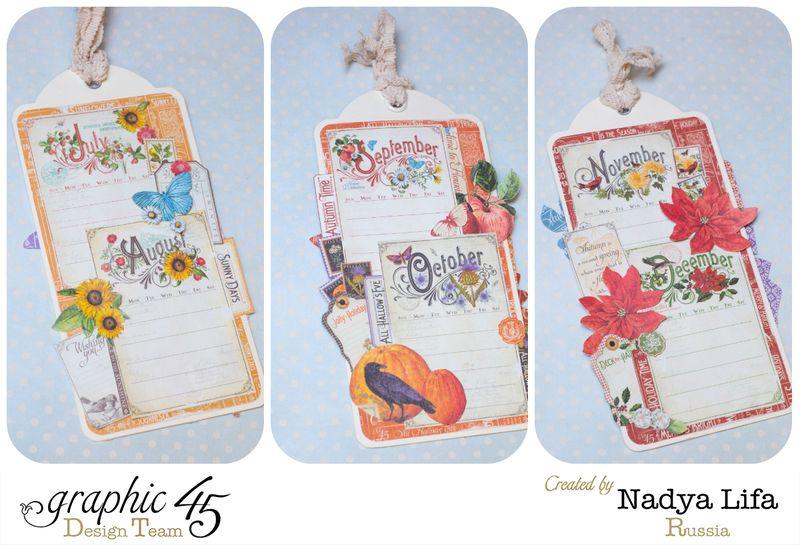 Shadowbox-calendar g45 30