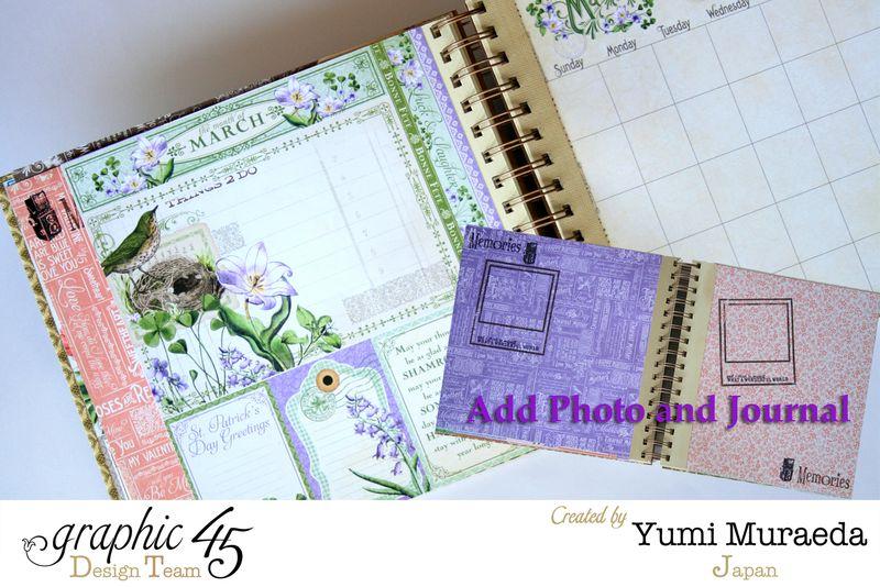 Yuyu3-Time to Flourish New Year's book2