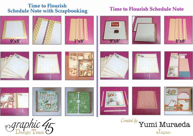 Yuyu3-Time to Flourish New Year's book3