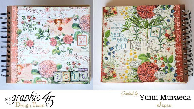 Yuyu3-Time to Flourish New Year's book4