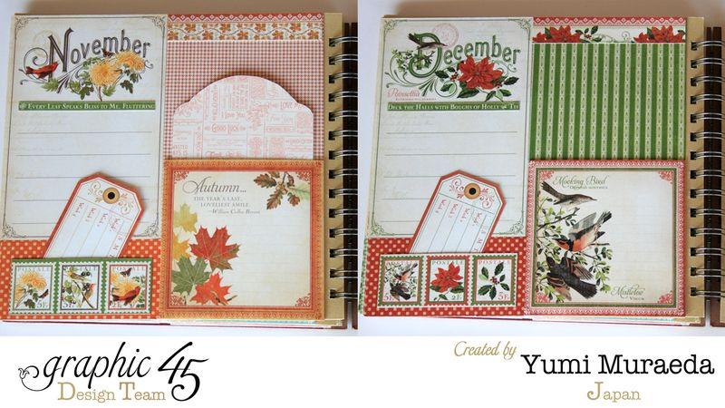 Yuyu3-Time to Flourish New Year's book9