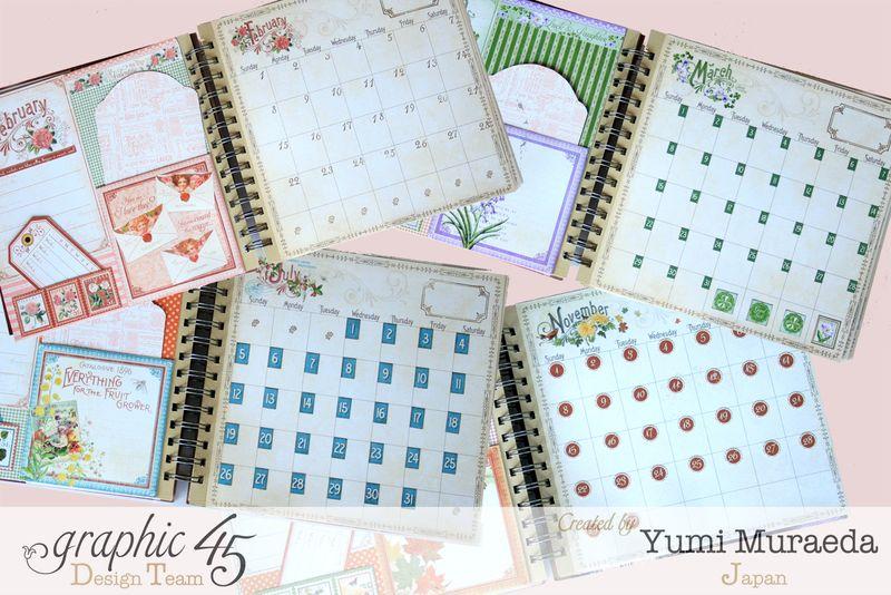 Yuyu3-Time to Flourish New Year's book10