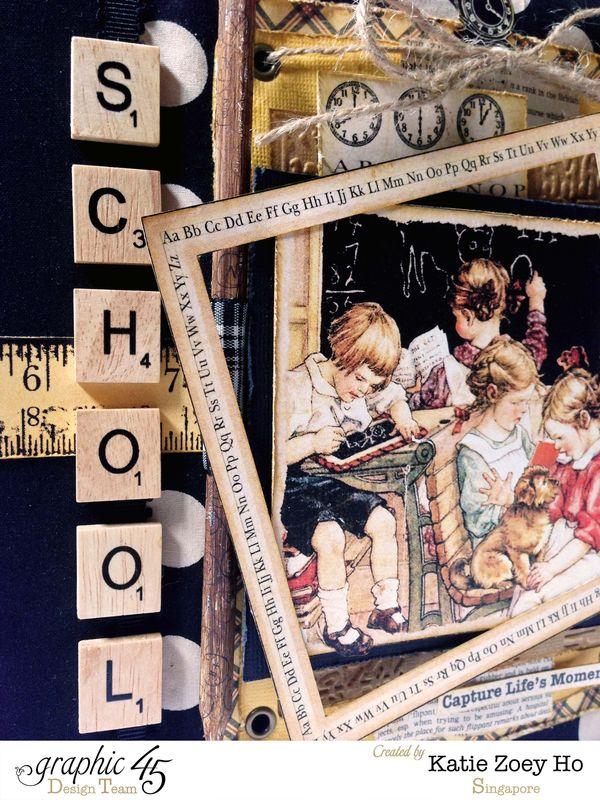 KatieZoeyHo_Graphic45_ABCPrimer_SchoolSketchbook_1