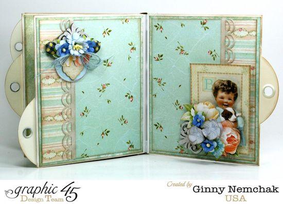 Baby Boy Mini Album 1