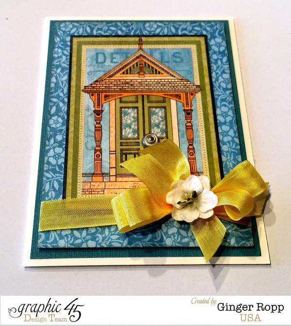 Artisan Style Card 1