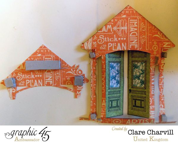 Artisan Style Frame 5 Clare Charvill Graphic 45