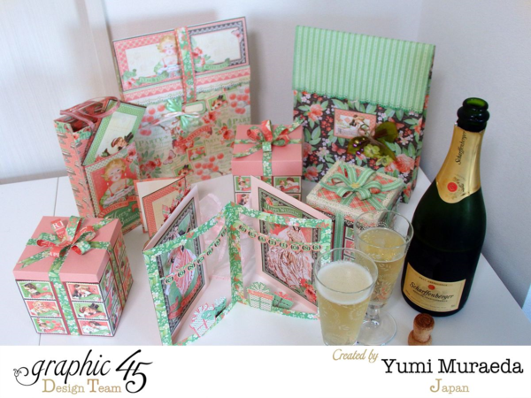 A Fond Farewell to Yumi Muraeda #graphic45
