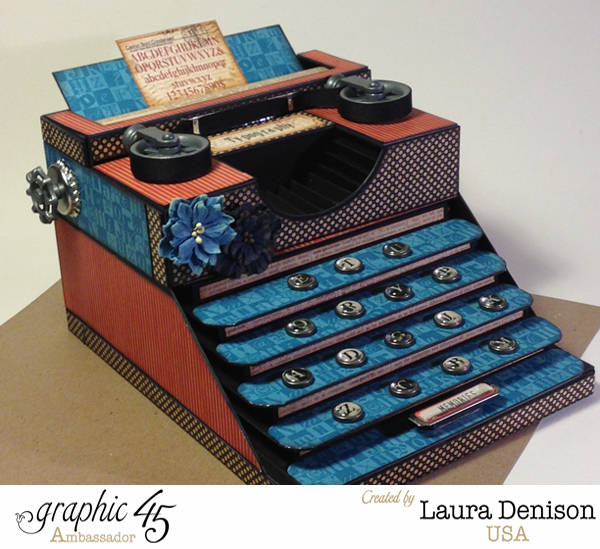 LDD Typewriter