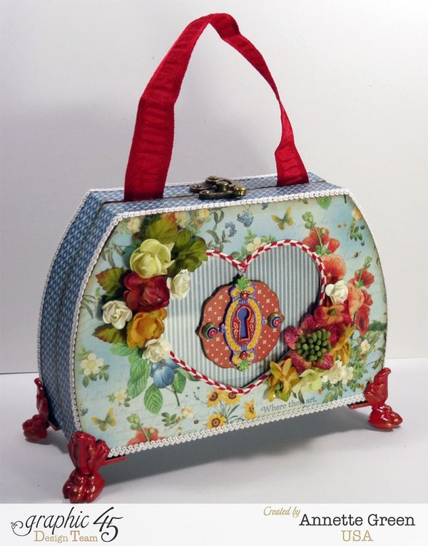Home-Sweet-Home-Altered-Paper-Mache-Purse-Graphic-45-Annette-Green-1-of-4