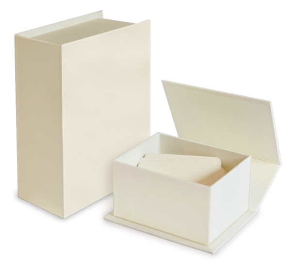 We have now released our Ivory Book Boxes and ATC Book Boxes! Look for these in stores in late August 2015! #graphic45