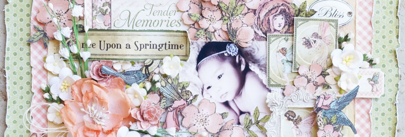 Layout_OnceUponASpringtime_ArleneCuevas_Faber-Castell_BlogHop_Photo1