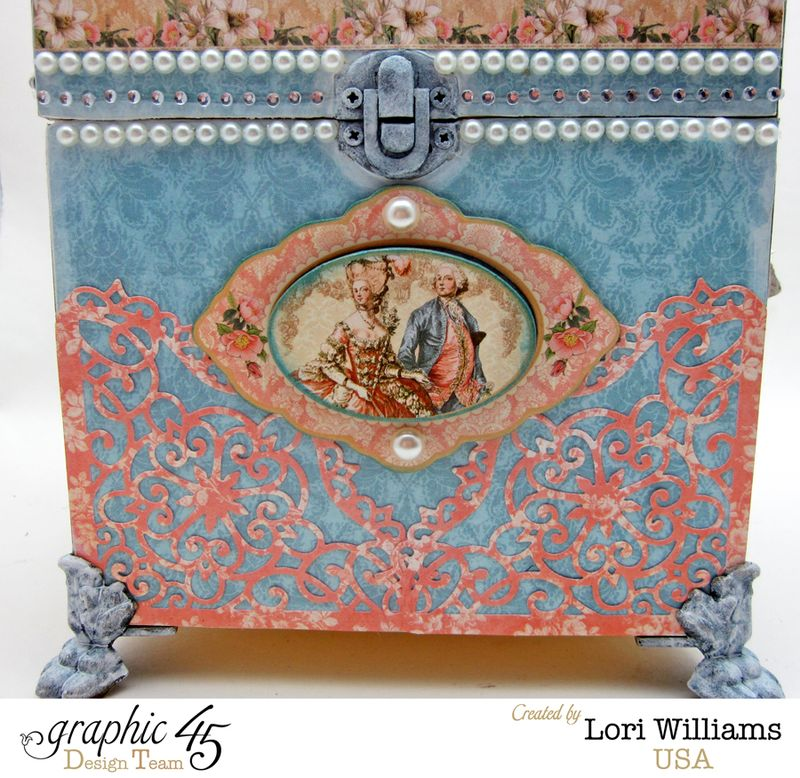 Box with Gilded Lily by Lori Williams Product Graphic 45 photo 4