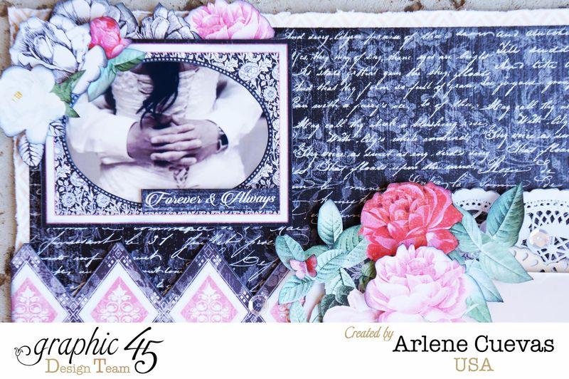 Wedding Layout_MonAmour_ArleneCuevas_Graphic45_Photo12