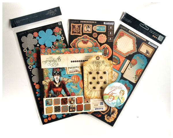Steampunk Spells $33 Prize Pack - 1 (1)