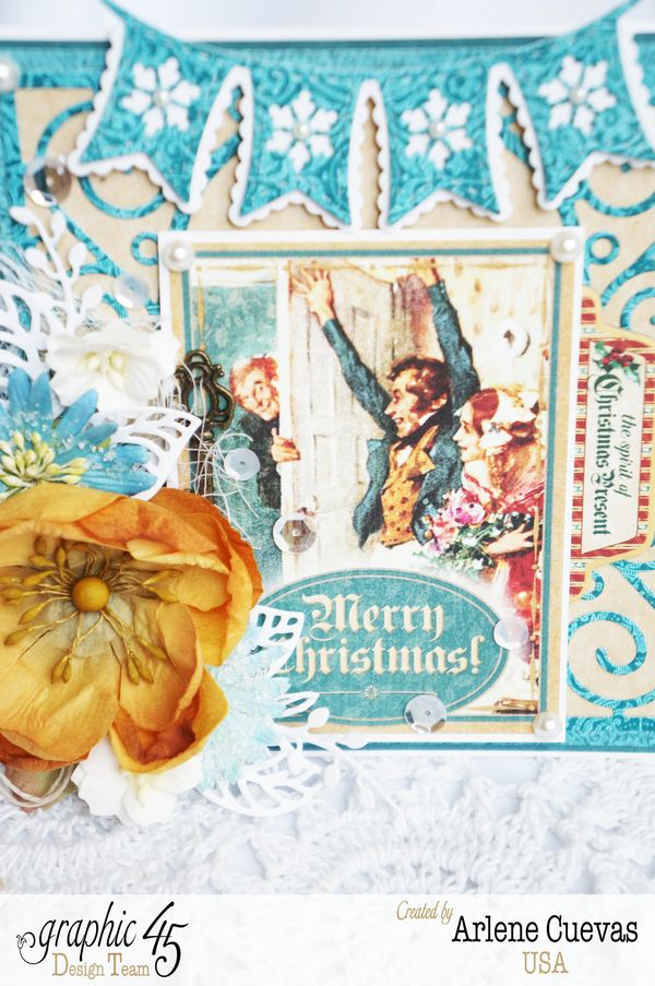 Cards With A Christmas Carol Graphic 45 174