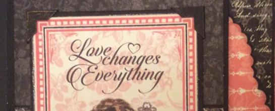 Mon Amour Album 1 Clare Charvill Graphic 45