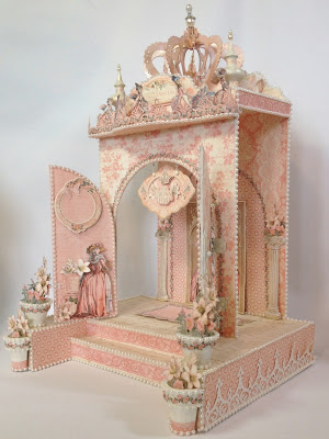 IMAGE-FAIRYTALE -PRINCESS-BOX.CASTLE--GRAPHIC 45-GILDED LILY-MINI ALBUM-TUTORIAL-HOW TO-MAKE-FREE-TEMPLATE-MEASUREMENTS,LEARN,CREATE-CRAFT-SCRAPBOOKING-FROM START TO FINISH-ANNESPAPERCREATIONS.COM-ANNE ROSTAD- (3)