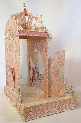 IMAGE-FAIRYTALE -PRINCESS-BOX.CASTLE--GRAPHIC 45-GILDED LILY-MINI ALBUM-TUTORIAL-HOW TO-MAKE-FREE-TEMPLATE-MEASUREMENTS,LEARN,CREATE-CRAFT-SCRAPBOOKING-FROM START TO FINISH-ANNESPAPERCREATIONS.COM-ANNE ROSTAD- (6)