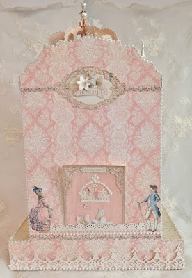 IMAGE-FAIRYTALE -PRINCESS-BOX.CASTLE--GRAPHIC 45-GILDED LILY-MINI ALBUM-TUTORIAL-HOW TO-MAKE-FREE-TEMPLATE-MEASUREMENTS,LEARN,CREATE-CRAFT-SCRAPBOOKING-FROM START TO FINISH-ANNESPAPERCREATIONS.COM-ANNE ROSTAD- (7)