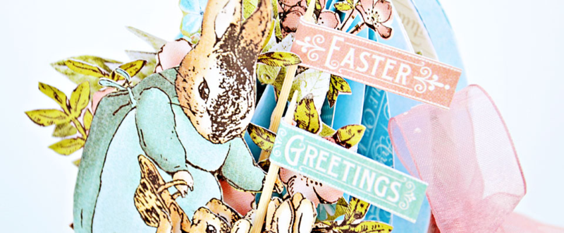 Easter-Egg-Card,-Once-Upon-A-Springtime,-JoanneBain,-product-by-Graphic-45,-Photo-2