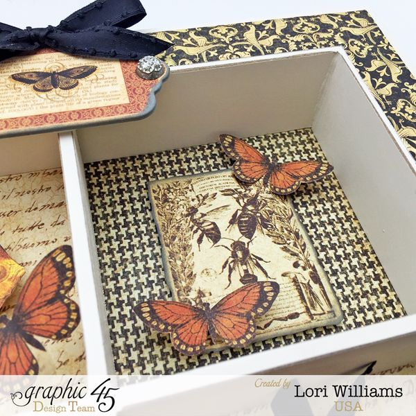 Botanciabella Nature Box by Lori Williams desiging Graphic 45 photo 1
