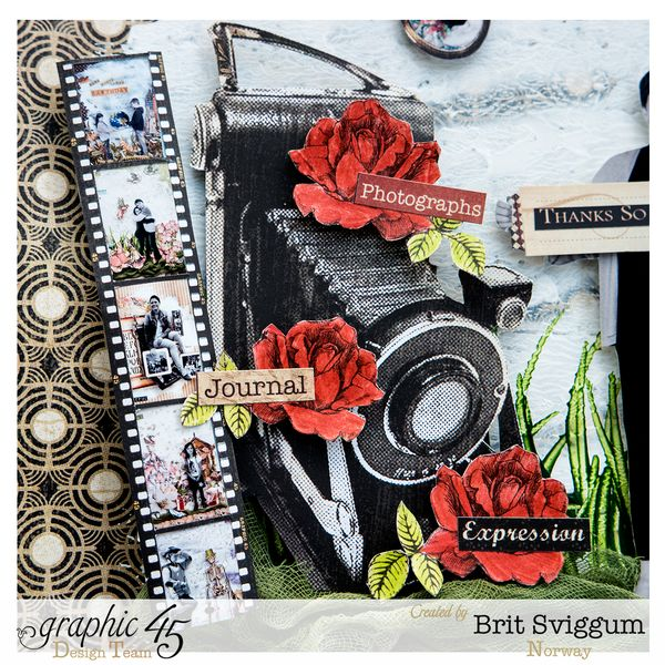Thank you - May project - Graphic45 2 - Brit Sviggum