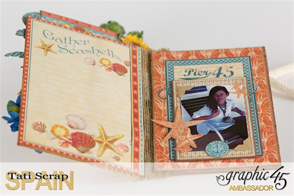 Tati, Photo Display, Product by Graphic 45, Photo 2