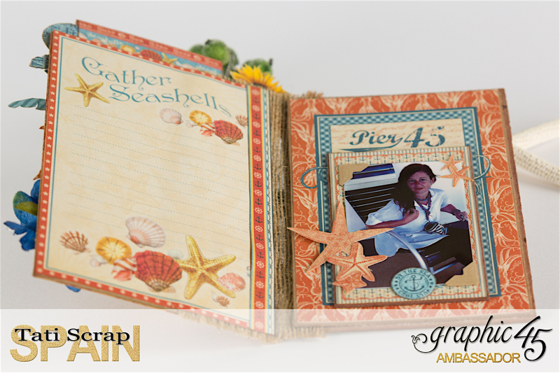 Tati, Photo Display, Product by Graphic 45, Photo 7