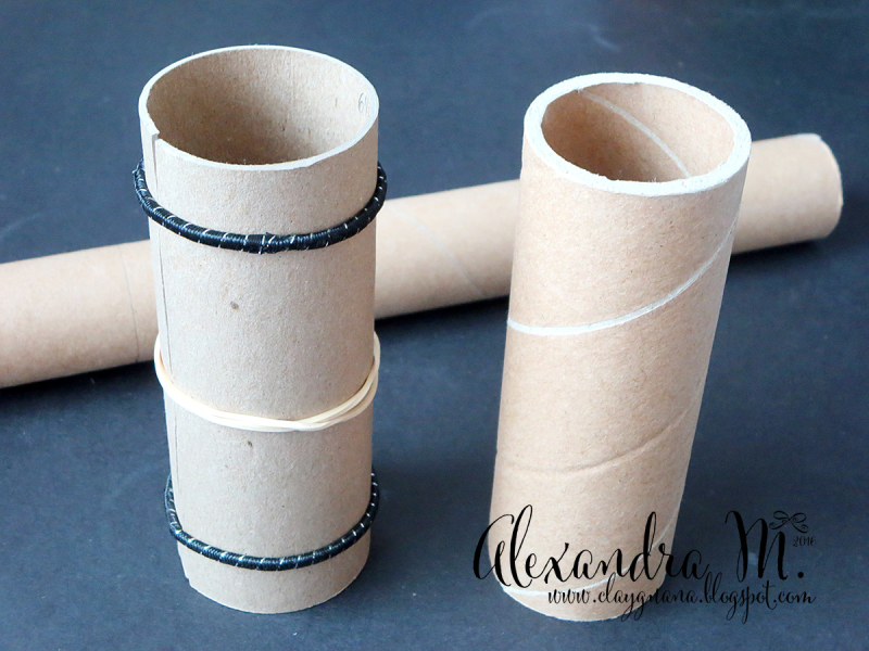 DIY Craft Paper Roll, project by Alexandra Morein, Product by Graphic 45, Photo 16