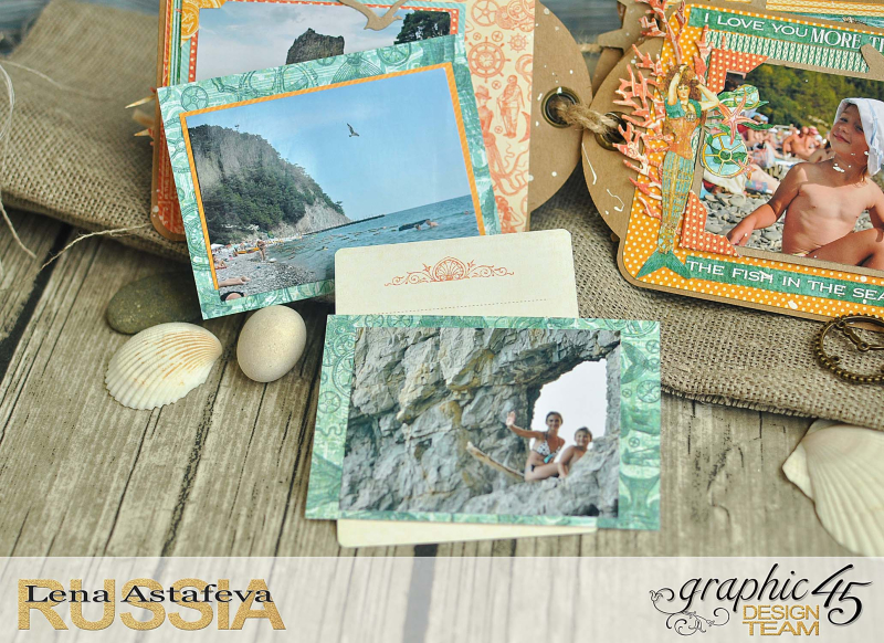 Mini-album-tag-Voyage Beneath the Sea- by Lena-Astafeva-product by Graphic 45 (18 из 38)