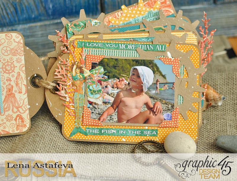 Mini-album-tag-Voyage Beneath the Sea- by Lena-Astafeva-product by Graphic 45 (19 из 38)