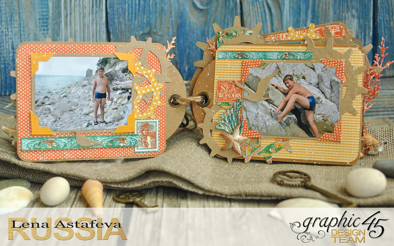 Mini-album-tag-Voyage Beneath the Sea- by Lena-Astafeva-product by Graphic 45 (21 из 38)