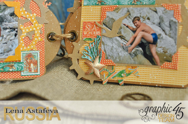 Mini-album-tag-Voyage Beneath the Sea- by Lena-Astafeva-product by Graphic 45 (23 из 38)