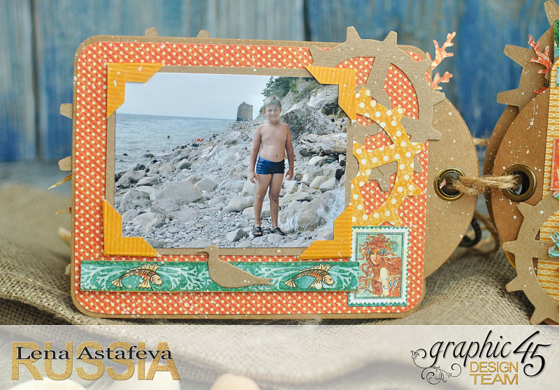 Mini-album-tag-Voyage Beneath the Sea- by Lena-Astafeva-product by Graphic 45 (22 из 38)