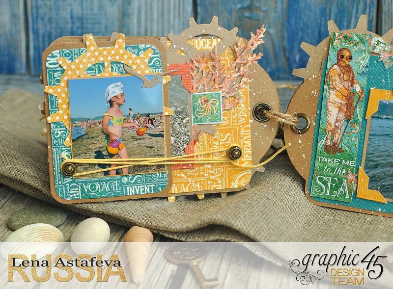 Mini-album-tag-Voyage Beneath the Sea- by Lena-Astafeva-product by Graphic 45 (27 из 38)