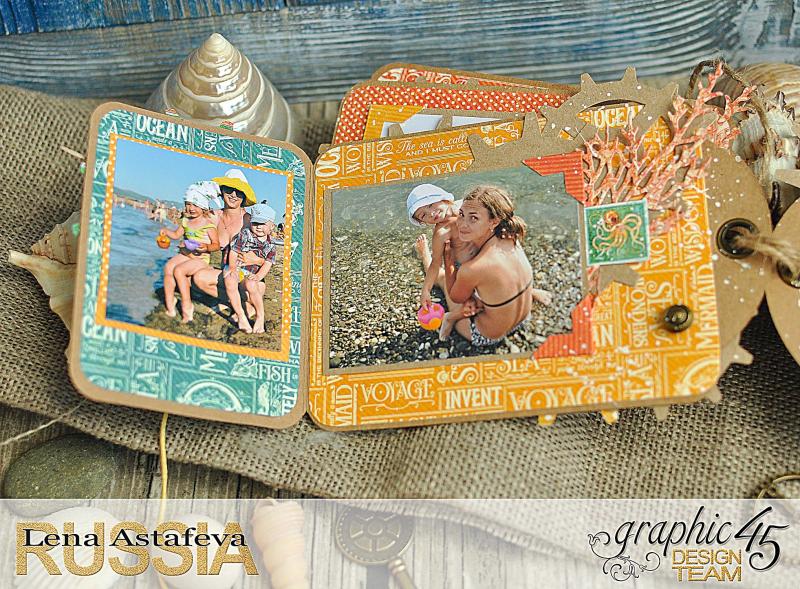 Mini-album-tag-Voyage Beneath the Sea- by Lena-Astafeva-product by Graphic 45 (29 из 38)