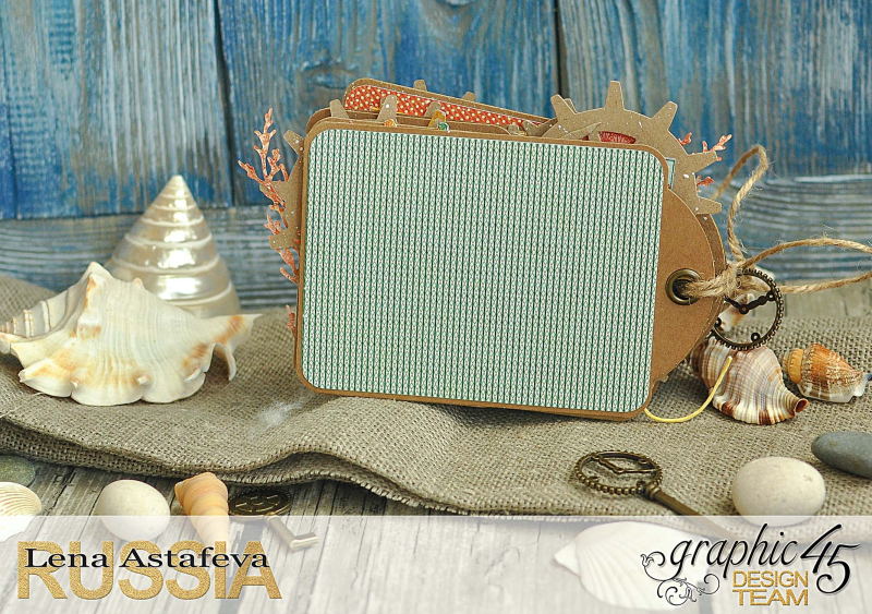 Mini-album-tag-Voyage Beneath the Sea- by Lena-Astafeva-product by Graphic 45 (38 из 38)