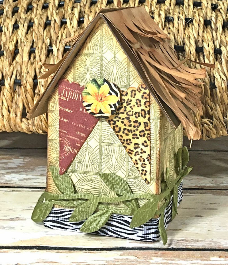 Zoo Party Ensemble, Safari Adventure by Kathy Clement, Product by Graphic 45 Photo 17 jpg